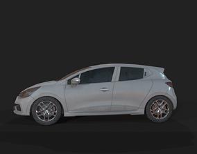 3D asset Game Ready Car