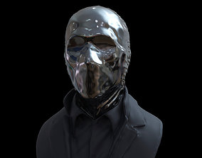 3D printable model Looking Glass - Watchmen