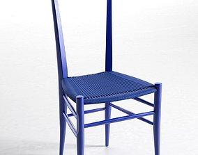 cord 3D model Solferino Chairs