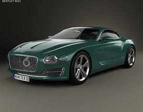 3D model Bentley EXP 10 Speed 6 2015