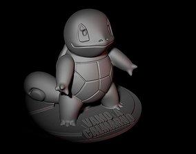 3D printable model Squirtle Vamo a calmarno