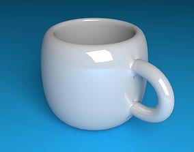 3D A Ceramic Cup
