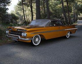 Chevrolet Impala 1959 3D