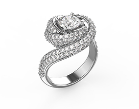 3D printable model Cartier Ring beautiful