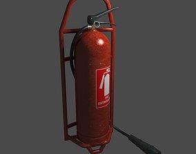 equipment Fire extinguisher 3D model