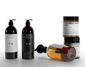 Body Care Products health-and-beauty 3D