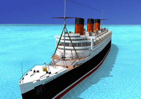 RMS Queen Mary I