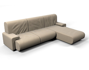 3D Fabric couch