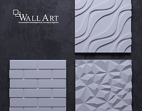 3D panels Wall Art 2