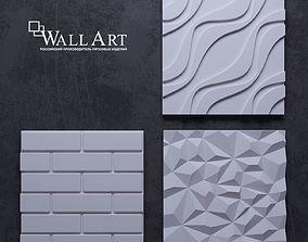 3D panels Wall Art 2