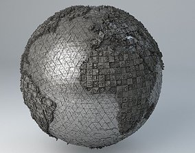 Sci-Fi Shapes - The Earth 3D
