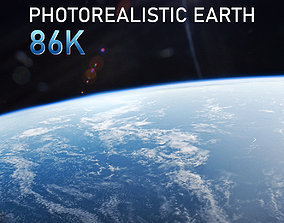 3D model Earth 86k