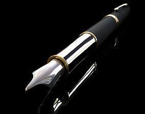 3D asset Pen classic
