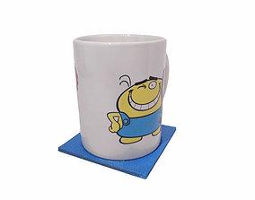 Cup or Mug Coaster Standard 3D print model
