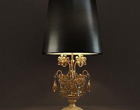 Table lamp Masiero FIORE DI FOGLIA 7200 3D model