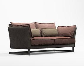 3D Linteloo Mulberry Street Sofa