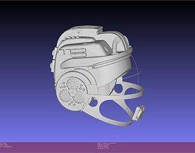 Alien Nostromo Emergency Helmet Printable Assembly