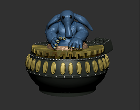 Max rebo games 3D print model