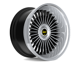 Work Emitz Wheels Version 2 sport 3D model