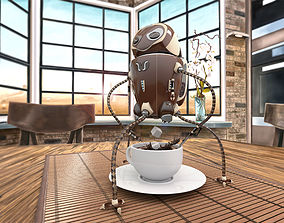 ARoboCoffee1 3D model