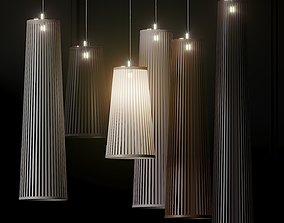 3D model PABLO SOLIS PENDANT LAMP