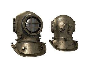 helmet 3D aquarium