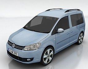 Volkswagen Caddy 3D model