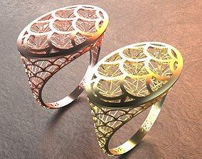 Ultra vision Ring design 3D printable model