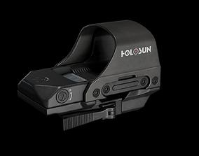 Holosun HS510C REFLEX SIGHT 3D asset