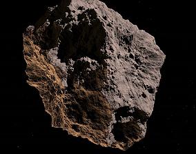 Lowpoly Asteroid 3D model