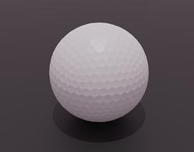 sport Golf balls for 3d printing