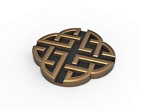 3D printable LEGENDARY pictures logo