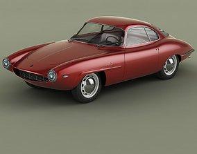 3D Alfa Romeo Giulietta Sprint Speciale Prototipo