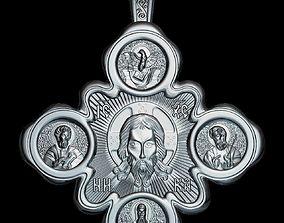 3D printable model 99 RELIGION ICON Crucifix CROSS