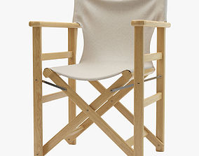 3D Movie Director Chair