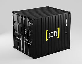 Container - 10 3D