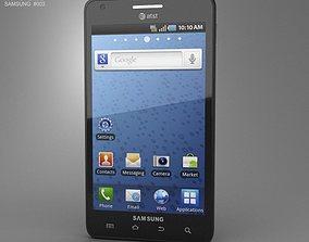 Samsung Infuse 4G 3D asset