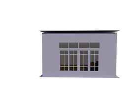 3D printable model Bedroom Sketch up File