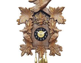 3D model clock Clock