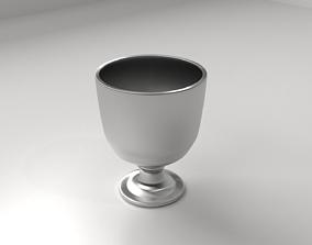3D model Silver Goblet