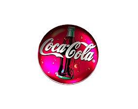 3D model Pin Button 09