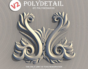 detail PolyDetail - Ornament Plugin for 3dsMax