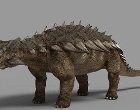 3D model Ankylosaurus