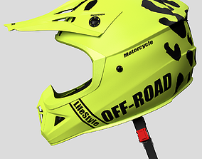 Helmet Off-Road 3D