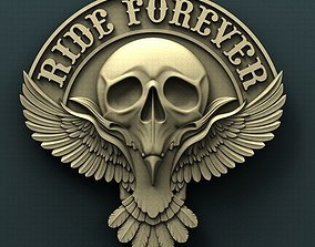 3d STL Model for CNC Router Ride Forever