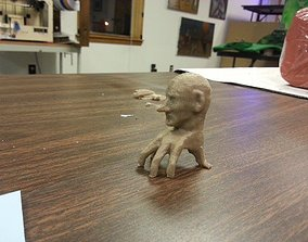 Clay Golem 3D printable model