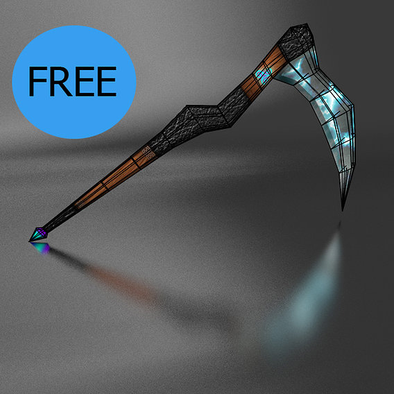 scythe( Lightning braid)