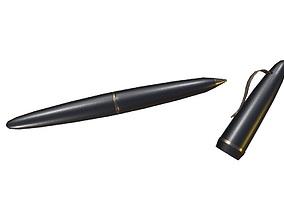Pen Game Ready 3D model