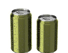 Drink Can 3D soda