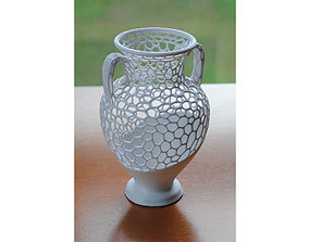 3D print model Wire Amphora greek